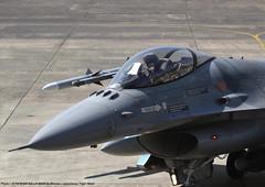 2019_05_22_IMG_8428 (jeanpierredewam) Tags: generaldynamic f16am fightingfalcon fa116 880041 belgianairforce 31smaldell 31tiger nato ntm2019