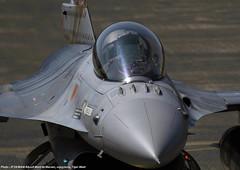 2019_05_22_IMG_8416 (jeanpierredewam) Tags: generaldynamic f16am fightingfalcon fa116 880041 belgianairforce 31smaldell 31tiger nato ntm2019