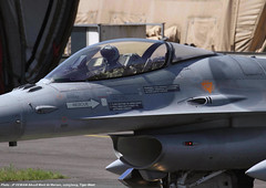 2019_05_22_IMG_8402 (jeanpierredewam) Tags: generaldynamic f16am fightingfalcon fa116 880041 belgianairforce 31smaldell 31tiger nato ntm2019