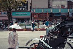 Japan - Tokyo (SergioQ79 - Osanpo Photographer -) Tags: japan tokyo nikon d7200 2019 street people ride girl woman april