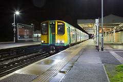 Southern 313 207 Barnham (daveymills37886) Tags: southern 313 207 barnham class emu