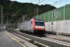 483 317 Mercitaliarail (Maurizio Boi) Tags: treno train zug rail railway railroad ferrovia eisenbahn locomotiva locomotive italy imir mercitaliarail akinen 483 lis