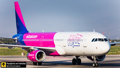 Airbus A321 Wizzair HA-LXR (ConnectingPax) Tags: airplane airplanes aircraft airport aviation aviones aviación airbus a321 wizzair taxiing alicante alc leal spotting spotters spotter spottingday planes canon closeup ivspotterdayalc