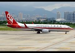 B737-89P/WL   China United Airlines   B-1752   XMN (Christian Junker   Photography) Tags: nikon nikkor d800 d800e dslr 70200mm aero plane aircraft boeing 73789pwl 737800wl 737800 737 73h b738 chinaunitedairlines lianhang kn cua kn2958 cua2958 lianhang2958 b1752 lowcostcarrier lcc narrowbody winglet departure taxiing airline airport aviation planespotting 61310 5211 613105211 xiameninternationalairport gaoqi zsam xmn xiamen fujian china asia terminal4 t4 viewingplatform christianjunker flickraward flickrtravelaward zensational worldtrekker superflickers