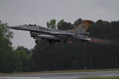 2019_05_17_IMG_3916 (jeanpierredewam) Tags: generaldynamic f16am fightingfalcon fa116 880041 belgianairforce 31smaldell 31tiger nato ntm2019
