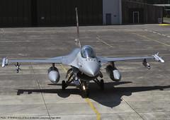 2019_05_22_IMG_8420 (jeanpierredewam) Tags: generaldynamic f16am fightingfalcon fa116 880041 belgianairforce 31smaldell 31tiger nato ntm2019