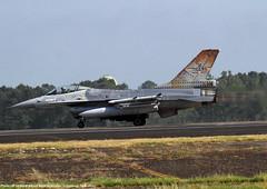 2019_05_22_IMG_7370 (jeanpierredewam) Tags: generaldynamic f16am fightingfalcon fa116 880041 belgianairforce 31smaldell 31tiger nato ntm2019
