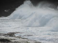 Big surf (thomasgorman1) Tags: surf canon island molokai hawaii shore beach seascape sea waves wave storm water pacific kepuhi travel white mist spray