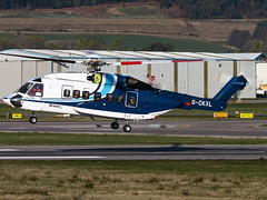 Bristow Helicopters | Sikorsky S-92A | G-CKXL (Bradley's Aviation Photography) Tags: egpd aberdeen aberdeenairport aberdeeninternationalairport abz scotland canon70d avgeek aviation planes plane flying flight aircraft helicopters helicopter heli bristow s92 s92a bristowhelicopters sikorskys92a gckxl