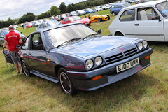 Opel Manta GT/E Exclusive E100OMM (Andrew 2.8i) Tags: festival unexceptional buckinghamshire middle claydon meet show coche voitures voiture autos auto cars german gm generalmotors sports sportscar coupe exclusive gte e gt manta opel e100omm