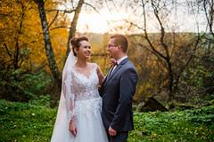 Karolina i Radek (Tymcio Piotr) Tags: wedding ślub wesele plener bride groom