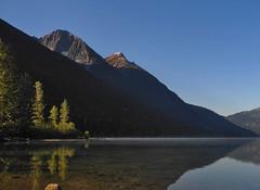 early morning mist Birkenhead Lake BC 2017 (matthias416) Tags: canada kanada lake see morning morgen sky himmel reflections spiegelungen nikon yourbestoftoday