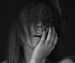 I don't wanna stray (Pawel Wietecha) Tags: new light woman art girl lady studio model portrait people face look dark hair eyes femme makeup style beauté dame emotions fille pawel wietecha blackandwhite bw monochrome mono noir niña belle blanc schwarz belleza dama bellezza ragazza weis signora white black blancoynegro blanco blackwhite negro blanche negra