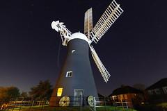Holgate Windmill 90 Seconds Exposure
