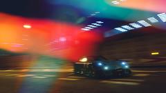 RE Amemiya RX7 (at1503) Tags: japan tokyo drift mazdarx7 rx7 blue night lights motion blur movement speed car street gtsport granturismo japanese granturismosport motorsport racing game gaming ps4