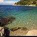 20170708_08 Stony beach on Vis Island, Croatia (yellower version)