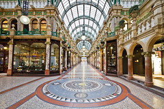 County Arcade Victoria Quarter (michael_d_beckwith) Tags: county arcade victoria quarter countyarcade victoriaquarter countyarcadevictoriaquarter shop shops shopping mall malls shoppingmall interior inside exterior outside architecture architectural building buildings place places historic historical history old famous landmark landmarks leeds yorkshire england english british european 4k 5k uhd stock free public domain creative commons zero o hires pic picture photo photograph heritage tourism michaeldbeckwith michael d beckwith upper class upperclass regent vintage expensive pritty pretty beautiful