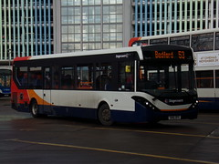 Stagecoach ADL Enviro 200 MMC 37431 SN16 OPV (Alex S. Transport Photography) Tags: bus outdoor road vehicle stagecoach stagecoacheast stagecoachcambus route51 adlenviro200mmc enviro200mmc e200mmc e20d adldartslf5 37431 sn16opv