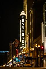 Tennessee (Thomas Hawk) Tags: america knoxville tennessee tennesseetheater tennesseetheatre usa unitedstates unitedstatesofamerica neon neonsign theater fav10 fav25 fav50 fav100