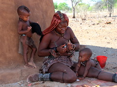 Family Life (Alan1954) Tags: africa people family himba namibia holiday 2018 three platinumpeaceaward