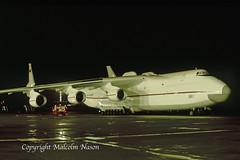 ANTONOV AN225 CCCP-82060 ANTONOV DESIGN BUREAU (shanairpic) Tags: jetairliner freighter an225 antonovan225 shannon antonov cccp82060 ur82060