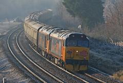 Winter Hoovers (gareth46233) Tags: 50007 50049 defiance hurcules kilnhurst 1z30 class 50 gbrf pathfinder