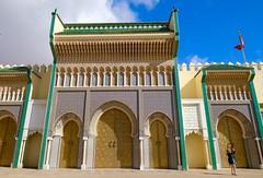 Morocco, Fez (Claudine Daemen) Tags: le maroc morocco fez fès northafrica color colorful medina urban city royalpalace