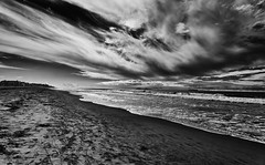 dARK tIDE (wNG555) Tags: 2014 california sandiego bw imperialbeach fav50 fav25 fav100