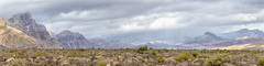 Winter Storm (magnetic_red) Tags: mountains storm winter canyon clouds sky snow desert weather redrockcanyon nevada