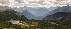 Sunshine Meadow (Aidan Mincher) Tags: sunshinevillage sunshinemeadow canada rockies mountains lake trees canon5dmk3 panorama