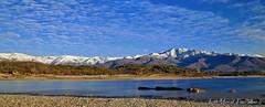 A los pies de Gredos (ivánmoral) Tags: gredos caceres embalsederosarito extremadura montañas sierra almanzor panorámica