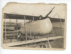 The status of the original picture before refinement (Kees Kort Collection) Tags: 1916 biplane f40 farman pusher