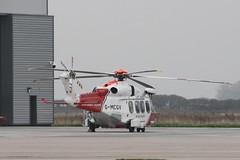 G-MCGV (IndiaEcho) Tags: aw189 bristow gmcgv lydd airport airfield egmd london ashford light general civil aircraft aeroplane aviation ferryfield kent england canon eos 1000d lyx