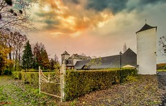 Landscape - 7786 (✵ΨᗩSᗰIᘉᗴ HᗴᘉS✵84 000 000 THXS) Tags: fermeblanche landscape belgium europa aaa namuroise look photo friends be yasminehens interest eu fr party greatphotographers lanamuroise flickering madewithluminar hss sliderssunday iphone11promax iphone