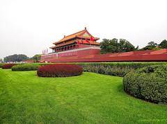 Next to Tien an Men square, Beijing (jackfre 2 (thx for 22 million visits)) Tags: china beijing peking tienanmen