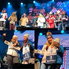 Audi FIS 2019 World Cup Giant Slalom bib draw. Killington, VT. (CanAmJetz) Tags: vt robinson killington giantslalom gs nz alice mikaela shiffrin ski skiing alpine worldcup fis