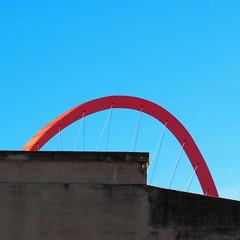 Geometrie (VauGio) Tags: olympus olympuspenf penf 14150olympus passerella lingotto geometria geometry linee lines arco arc torino turin piedemont piemonte italy italia zuikolens lacittàmetropolitanaditorinovistadavoi