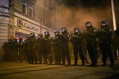 afadbptb7 (Felix Dressler) Tags: vorabenddemo braunschweig antifa afd parteitag bundesparteitag blockade polizei pyro nika
