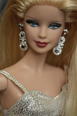 Christmas is coming in 25 days (Stary_Zgred) Tags: holiday barbie 2013