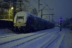 En détresse... (BB 67482) Tags: sncf ter neige ter2nng z24500 z24633 z24634 train bahn