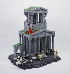 Heroes of Muunilinst (Jonathan_S.) Tags: lego legomuuninlinst legostarwarsmuunilinst legotheclonewars starwars legostarwars legomoc