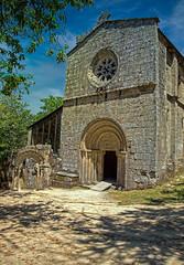 Monasterio de Santa Cristina de Ribas de Sil, Parada de Sil (Ourense) (Miguelanxo57) Tags: arquitectura sillería monasterio iglesia benedictino románico ribeirasacra paradadesil ourense galicia