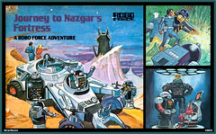 Robo Force - Journey to Nazgar's Fortress  1985 (StarRunn) Tags: roboforce randomhouse storybook childrensbook space sciencefiction sf toy actionfigure robots 1980s juangimenez