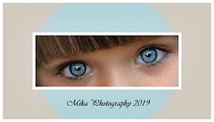 124 (mika53 Busy catching up on my invitations.) Tags: yeux bleue enfant