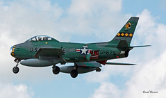 Canadair CL-13B  Sabre 6 n° 1675  ~ F-AYSB / 01675 (Aero.passion DBC-1) Tags: 2019 meeting fertéalais canadair cl13 sabre ~ faysb 01675 f86 dbc1 david biscove aeropassion avion aircraft aviation plane collection airshow