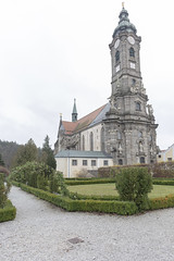 Stift Zwettl 1/4 (verblickt) Tags: austria waldviertel monestry church baroque