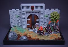 Late (n.o.l.d.o.r) Tags: lego legomedieval legomoc legomocs legocastle medieval castle kingdom legokingdom moc mocs