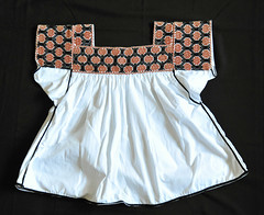 Nahua Blouse Hidalgo Mexico Textiles (Teyacapan) Tags: tzacuala hidalgo mexican blusas blouses ropa clothing nahua embroidery