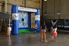 Ready for another throw (radargeek) Tags: airshow henrypostarmyairfield fortsill september 2018 ok oklahoma kid kids child children airforce recruiting