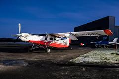 D-FIBE PC-6, Scone (wwshack) Tags: egpt pc6 psl perth perthkinross perthairport perthshire pilatus porter scone sconeairport scotland survey dfibe